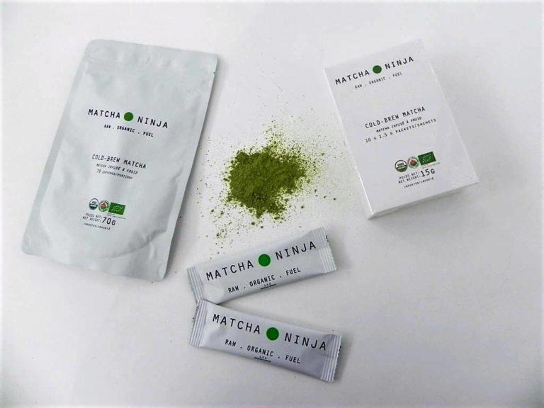 Matcha Ninja Tea