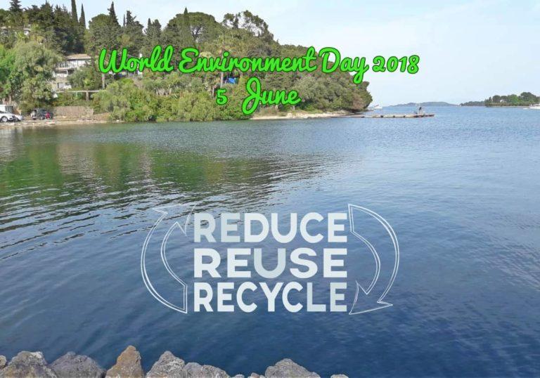 Παγκόσμια Ημέρα Περιβάλλοντος 2018- 5 Τρόποι για να σώσεις τον πλανήτη!