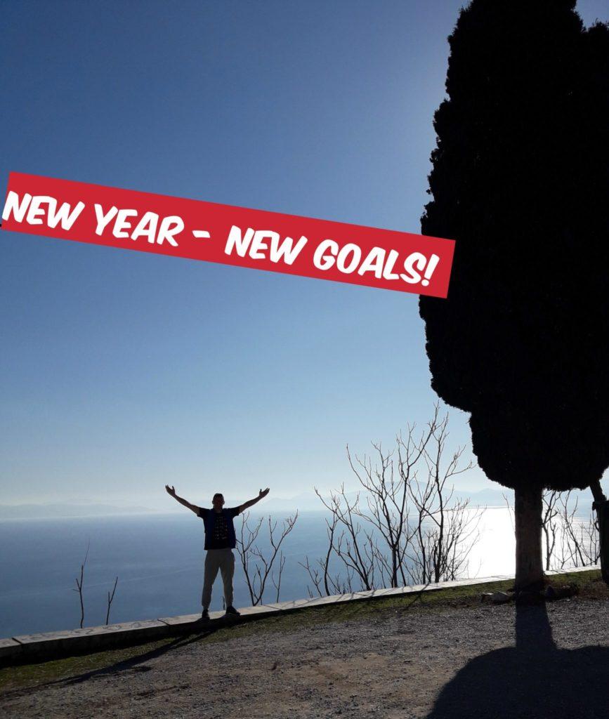 Θέστε τους στόχους της νέας χρονιάς